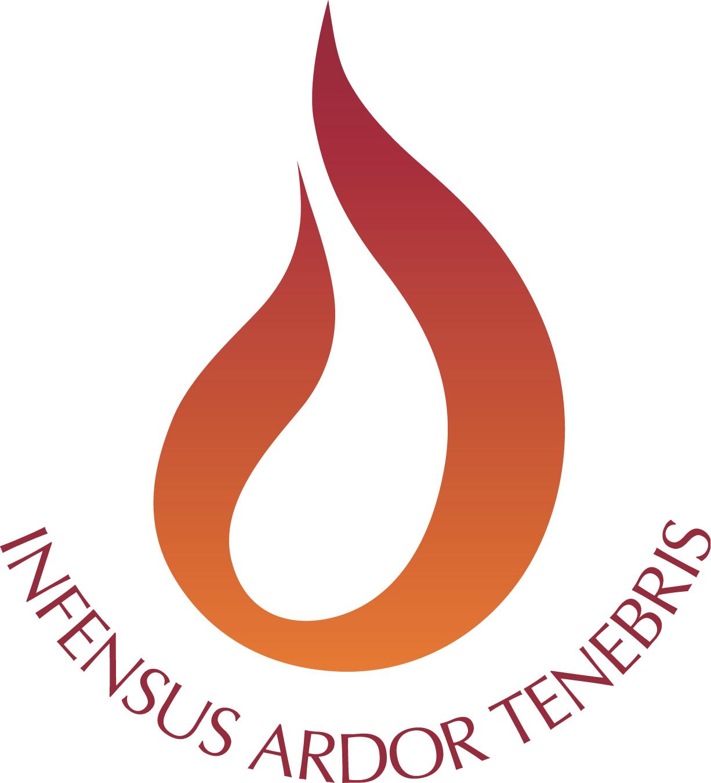 immagine logo infensus ardor tenebris